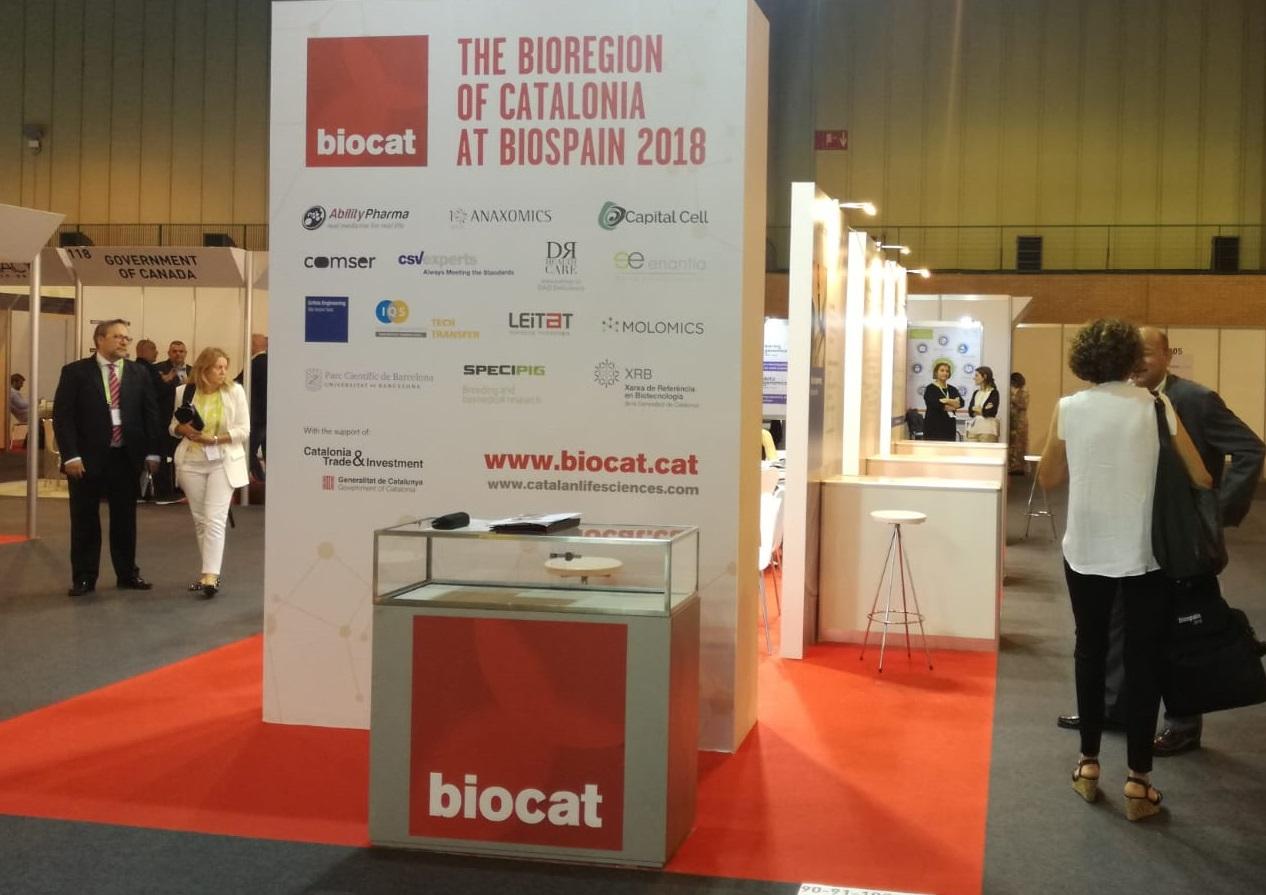 Biospain Biocat Sevilla 2018